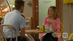 Mark Brennan, Sonya Mitchell in Neighbours Episode 7155