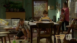 Toadie Rebecchi, Jimmy Williams, Sonya Mitchell in Neighbours Episode 7155