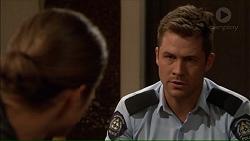 Tyler Brennan, Mark Brennan in Neighbours Episode 7156