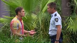 Aaron Brennan, Mark Brennan in Neighbours Episode 7156