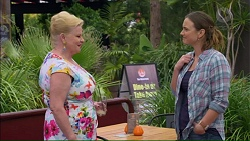 Sheila Canning, Amy Williams in Neighbours Episode 7156