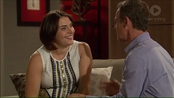 Naomi Canning, Paul Robinson in Neighbours Episode 7156