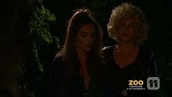 Paige Novak, Lauren Turner in Neighbours Episode 7158