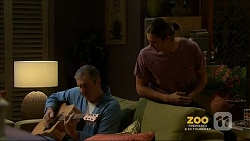 Karl Kennedy, Tyler Brennan in Neighbours Episode 7158