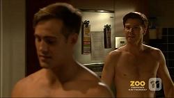 Aaron Brennan, Forrest Jones in Neighbours Episode 7158
