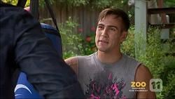 Aaron Brennan in Neighbours Episode 7158