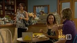 Naomi Canning, Imogen Willis, Daniel Robinson in Neighbours Episode 7159