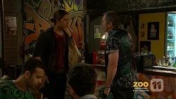 Tyler Brennan, Karl Kennedy in Neighbours Episode 7159
