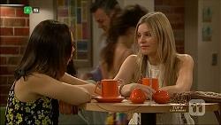 Imogen Willis, Amber Turner in Neighbours Episode 7160