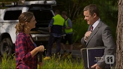 Amy Williams, Paul Robinson in Neighbours Episode 7160