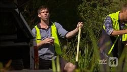 Gav Browne in Neighbours Episode 7160