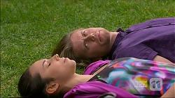 Imogen Willis, Daniel Robinson in Neighbours Episode 7160