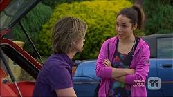 Daniel Robinson, Imogen Willis in Neighbours Episode 7160