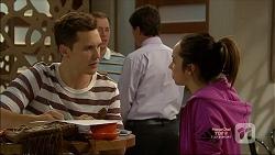 Josh Willis, Imogen Willis in Neighbours Episode 7160