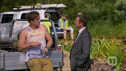Kyle Canning, Paul Robinson in Neighbours Episode 7160