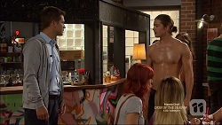 Mark Brennan, Tyler Brennan in Neighbours Episode 7161