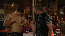 Josh Willis, Karl Kennedy in Neighbours Episode 7161