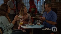 Amy Williams, Sonya Mitchell, Toadie Rebecchi in Neighbours Episode 7161