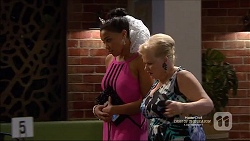 Hayley Hahn, Sheila Canning in Neighbours Episode 7161
