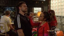 Forrest Jones, Imogen Willis in Neighbours Episode 7163
