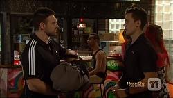 Forrest Jones, Josh Willis in Neighbours Episode 7163
