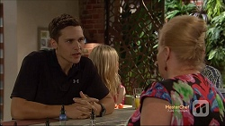 Josh Willis, Sheila Canning in Neighbours Episode 7163