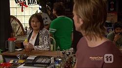 Naomi Canning, Daniel Robinson in Neighbours Episode 7163
