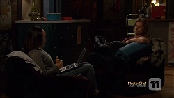 Imogen Willis, Daniel Robinson in Neighbours Episode 7164