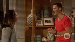 Imogen Willis, Josh Willis in Neighbours Episode 7164