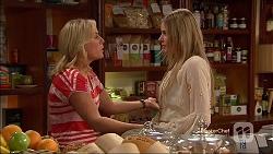 Lauren Turner, Amber Turner in Neighbours Episode 7164