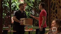Forrest Jones, Josh Willis in Neighbours Episode 7164