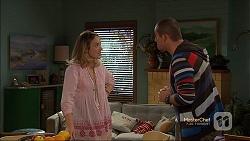Sonya Mitchell, Toadie Rebecchi in Neighbours Episode 7164