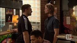 Forrest Jones, Daniel Robinson in Neighbours Episode 7164