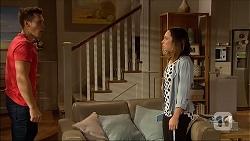 Josh Willis, Imogen Willis in Neighbours Episode 7164