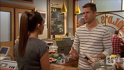 Paige Novak, Mark Brennan in Neighbours Episode 7165
