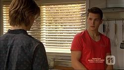 Daniel Robinson, Josh Willis in Neighbours Episode 7165