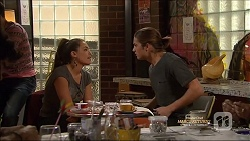 Paige Smith, Tyler Brennan in Neighbours Episode 7165