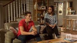 Josh Willis, Imogen Willis in Neighbours Episode 7165