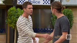 Mark Brennan, Tyler Brennan in Neighbours Episode 7165