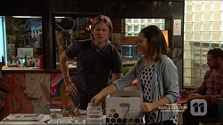 Daniel Robinson, Imogen Willis in Neighbours Episode 7165
