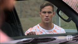 Aaron Brennan in Neighbours Episode 7166