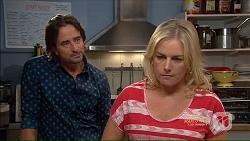 Brad Willis, Lauren Turner in Neighbours Episode 7166