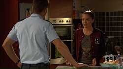Mark Brennan, Paige Novak in Neighbours Episode 7167