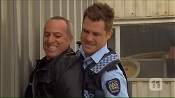 Dennis Dimato, Mark Brennan in Neighbours Episode 7167