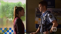 Paige Novak, Mark Brennan in Neighbours Episode 7167