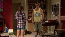 Amy Williams, Kyle Canning in Neighbours Episode 7168