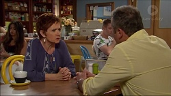 Susan Kennedy, Karl Kennedy in Neighbours Episode 7168