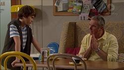 Jimmy Williams, Karl Kennedy in Neighbours Episode 7168