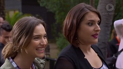 Amy Williams, Naomi Canning in Neighbours Episode 7168