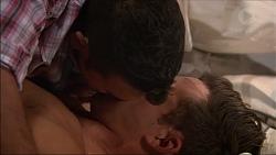 Nate Kinski, Aaron Brennan in Neighbours Episode 7168